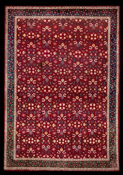 Mughal Carpet With Floral Pattern:ニュース(壁紙.com)