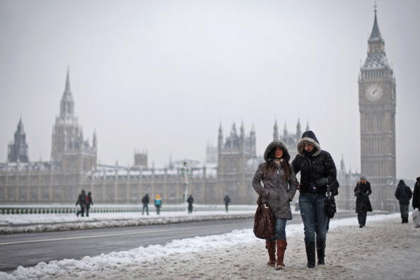 Dan Kitwood「Heavy Snow Falls Across United Kingdom」:写真・画像(8)[壁紙.com]