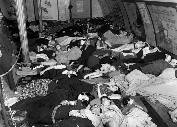 Subway「Sleeping Crowd」:写真・画像(19)[壁紙.com]