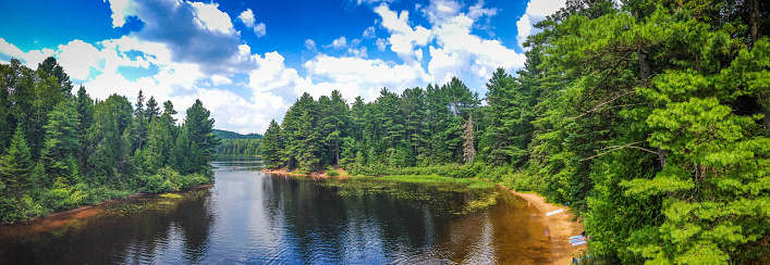 National Park「Wapizagonke Lake in Mauricie National Park」:スマホ壁紙(13)