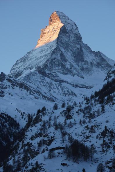 Pennine Alps「Sunrise At The Matterhorn」:写真・画像(7)[壁紙.com]