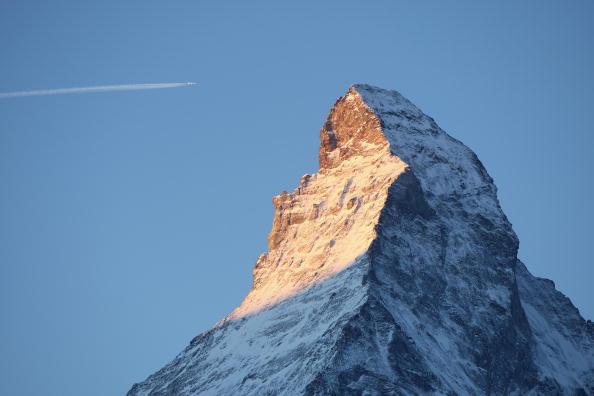 Pennine Alps「Sunrise At The Matterhorn」:写真・画像(10)[壁紙.com]