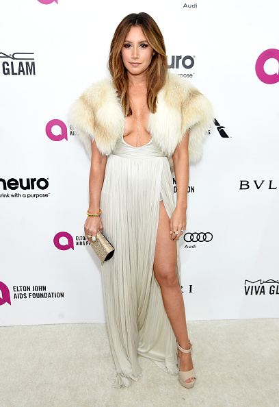 アシュレイ・ティスデイル「24th Annual Elton John AIDS Foundation's Oscar Viewing Party - Red Carpet」:写真・画像(9)[壁紙.com]
