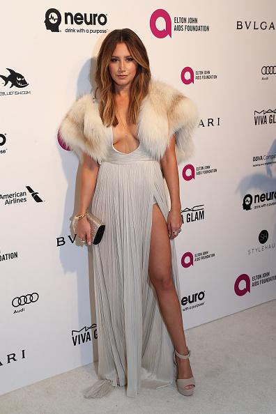 Ashley Tisdale「24th Annual Elton John AIDS Foundation's Oscar Viewing Party - Arrivals」:写真・画像(18)[壁紙.com]