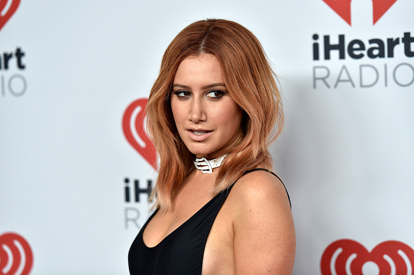 Ashley Tisdale「2015 iHeartRadio Music Festival - Night 1 - Backstage」:写真・画像(14)[壁紙.com]