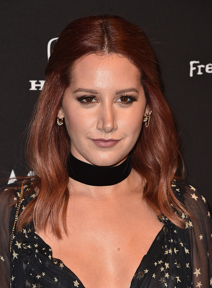 Ashley Tisdale「Guitar Hero Live's Launch Party」:写真・画像(8)[壁紙.com]