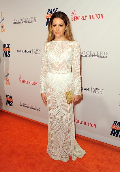Ashley Tisdale「23rd Annual Race To Erase MS Gala - Red Carpet」:写真・画像(9)[壁紙.com]