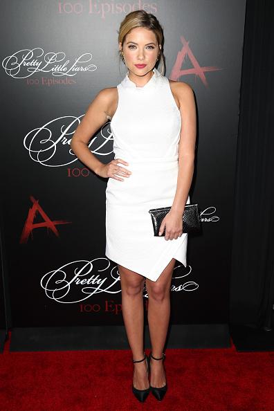 アシュリー ベンソン「'Pretty Little Liars' Celebrates 100 Episodes」:写真・画像(15)[壁紙.com]