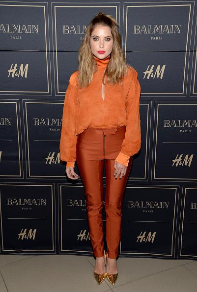 アシュリー ベンソン「Balmain x H&M Los Angeles VIP Pre-Launch」:写真・画像(8)[壁紙.com]