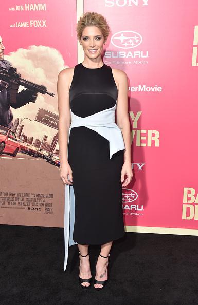 アシュリー グリーン「Premiere Of Sony Pictures' 'Baby Driver' - Arrivals」:写真・画像(2)[壁紙.com]