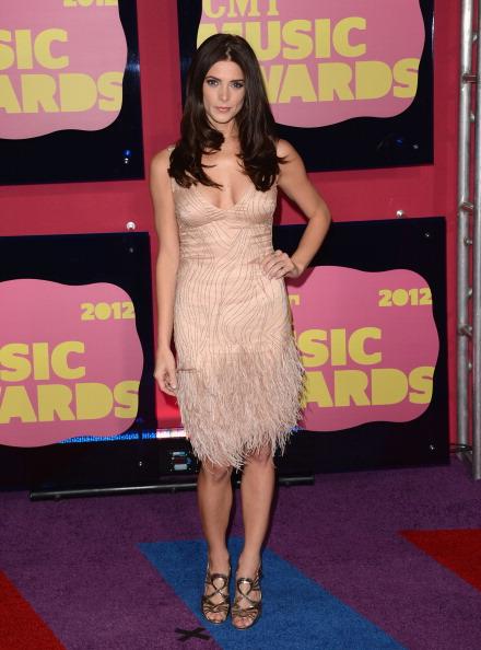 アシュリー グリーン「2012 CMT Music Awards - Arrivals」:写真・画像(16)[壁紙.com]
