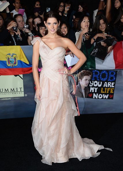 "Film Premiere「Premiere Of  Summit Entertainment's ""The Twilight Saga: Breaking Dawn - Part 2"" - Arrivals」:写真・画像(8)[壁紙.com]"
