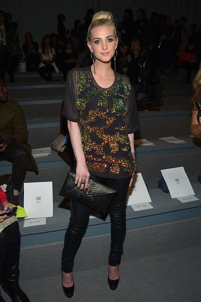 Ashlee Simpson「Richard Chai Love & Richard Chai Men's - Front Row - Fall 2013 Mercedes-Benz Fashion Week」:写真・画像(17)[壁紙.com]