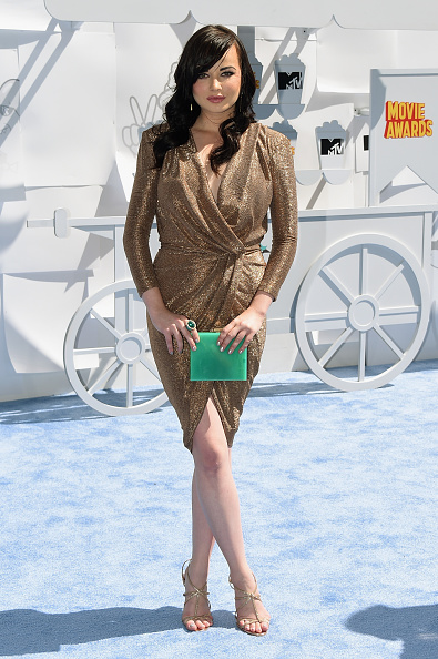 2015年「The 2015 MTV Movie Awards - Arrivals」:写真・画像(16)[壁紙.com]