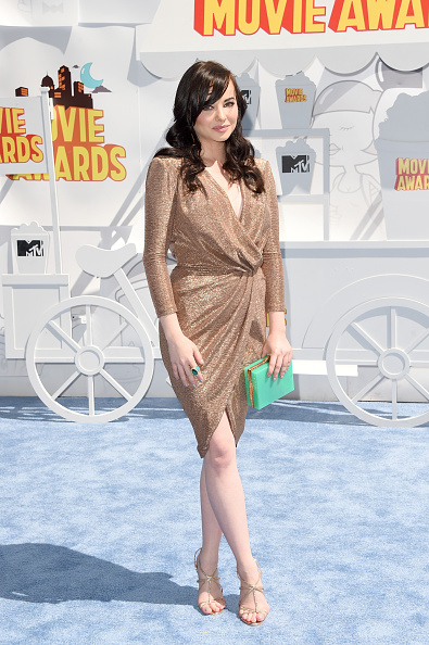 2015年「The 2015 MTV Movie Awards - Arrivals」:写真・画像(4)[壁紙.com]