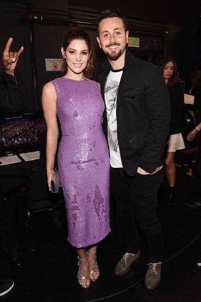 アシュリー グリーン「People's Choice Awards 2017 - Backstage」:写真・画像(5)[壁紙.com]