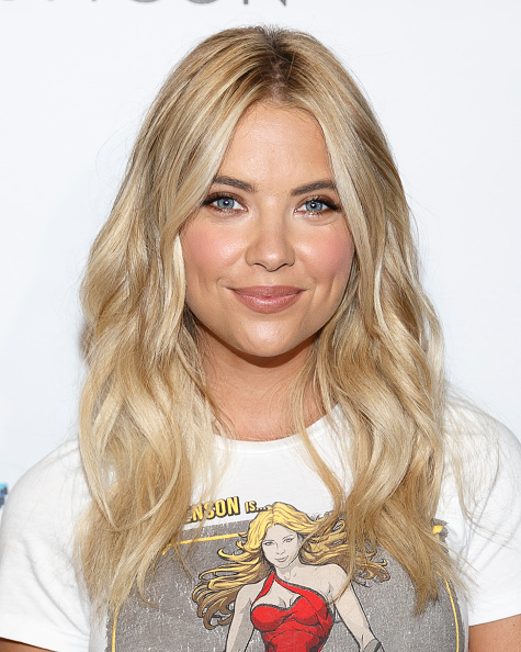 アシュリー ベンソン「BeautyCon and Ashley Benson Host A Special Screening of PIXELS」:写真・画像(2)[壁紙.com]