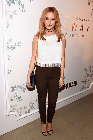 アシュレイ・ティスデイル「LC Lauren Conrad - Backstage - Spring 2016 New York Fashion Week」:写真・画像(10)[壁紙.com]