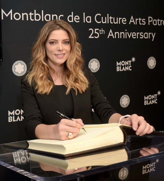 アシュリー グリーン「25th Annual Montblanc de la Culture Arts Patronage Award」:写真・画像(19)[壁紙.com]