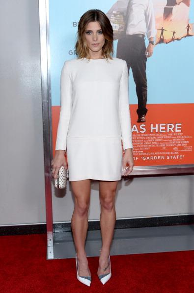 アシュリー グリーン「'Wish I Was Here' New York Screening」:写真・画像(10)[壁紙.com]
