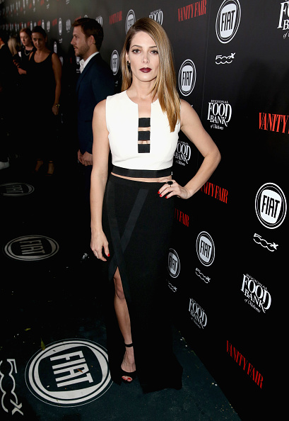 アシュリー グリーン「Vanity Fair And FIAT Young Hollywood Celebration - Red Carpet」:写真・画像(7)[壁紙.com]