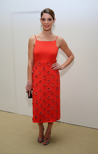 アシュリー グリーン「11th Annual CFDA/Vogue Fashion Fund Awards - Reception」:写真・画像(15)[壁紙.com]
