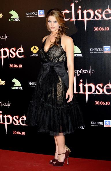アシュリー グリーン「'The Twilight Saga: Eclipse'  Madrid Premiere」:写真・画像(1)[壁紙.com]