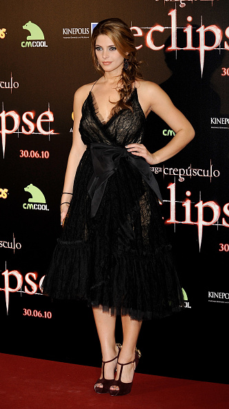 Transparent「'The Twilight Saga: Eclipse'  Madrid Premiere」:写真・画像(1)[壁紙.com]