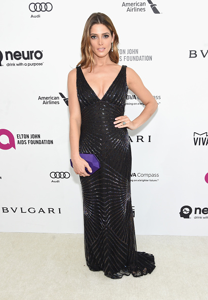 アシュリー グリーン「24th Annual Elton John AIDS Foundation's Oscar Viewing Party - Red Carpet」:写真・画像(14)[壁紙.com]
