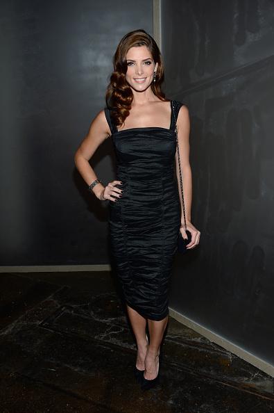 アシュリー グリーン「Donna Karan New York - Front Row - Spring 2013 Mercedes-Benz Fashion Week」:写真・画像(11)[壁紙.com]