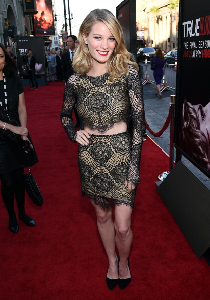 "Sheer Fabric「Premiere Of HBO's ""True Blood"" Season 7 And Final Season - Red Carpet」:写真・画像(13)[壁紙.com]"