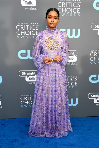 Choice「The 23rd Annual Critics' Choice Awards - Arrivals」:写真・画像(12)[壁紙.com]