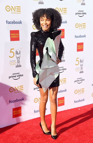 NAACP「50th NAACP Image Awards - Arrivals」:写真・画像(8)[壁紙.com]