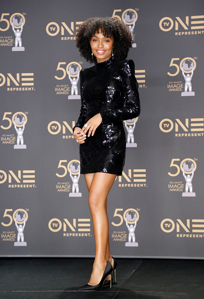 NAACP「50th NAACP Image Awards - Press Room」:写真・画像(16)[壁紙.com]