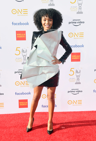 NAACP「50th NAACP Image Awards - Arrivals」:写真・画像(5)[壁紙.com]