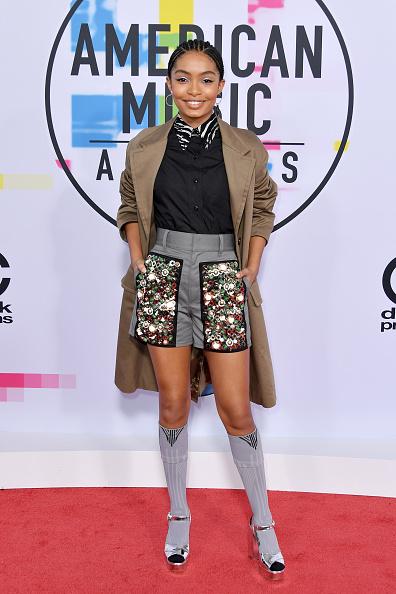 アメリカン・ミュージック・アワード「2017 American Music Awards - Arrivals」:写真・画像(18)[壁紙.com]