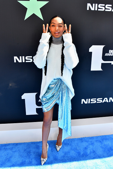 Sequin Skirt「BET Awards 2019 - Red Carpet」:写真・画像(18)[壁紙.com]