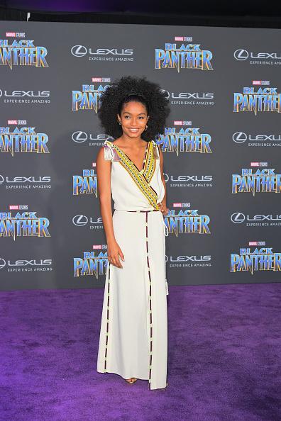 Film Premiere「World Premiere of Marvel Studios' Black Panther, presented by Lexus」:写真・画像(16)[壁紙.com]