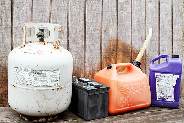 Household hazardous waste products and containers:スマホ壁紙(壁紙.com)