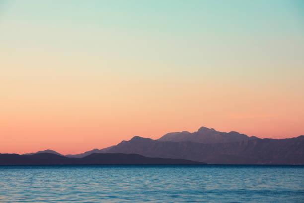Sunset By The Sea:スマホ壁紙(壁紙.com)