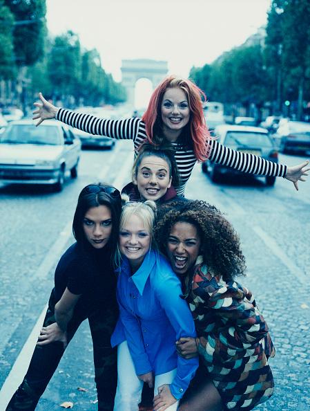 1996「Spice Girls In Paris」:写真・画像(4)[壁紙.com]