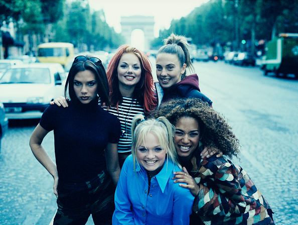1996「Spice Girls In Paris」:写真・画像(0)[壁紙.com]
