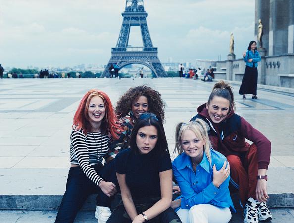 1996「Spice Girls In Paris」:写真・画像(9)[壁紙.com]
