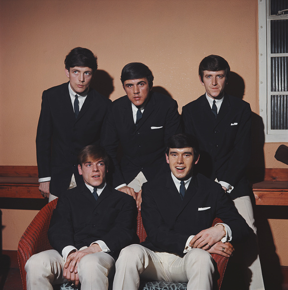 Five People「The Dave Clark Five」:写真・画像(4)[壁紙.com]