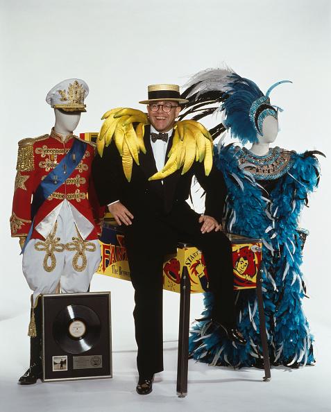 Stage Costume「Ellton's Satin Bananas」:写真・画像(6)[壁紙.com]