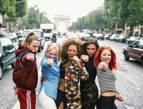 Ginger - Spice「Spice In Paris」:写真・画像(16)[壁紙.com]