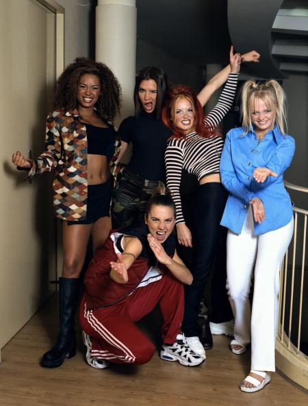 Spice Girls「Spice Girls」:写真・画像(13)[壁紙.com]
