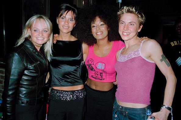 上半身「The Spice Girls」:写真・画像(13)[壁紙.com]