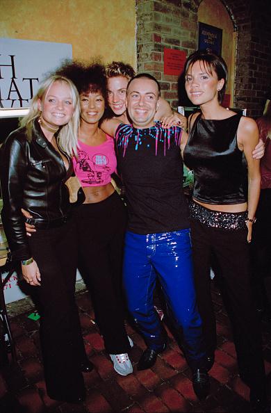 London Fashion Week「The Spice Girls」:写真・画像(12)[壁紙.com]