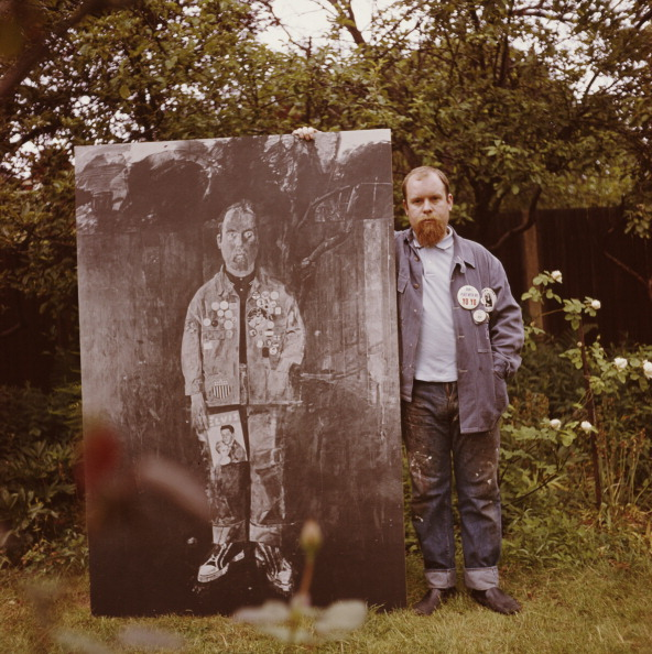 Front or Back Yard「Peter Blake And Self Portrait」:写真・画像(19)[壁紙.com]